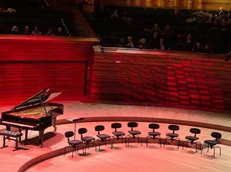 2019 玛格丽特·隆国际钢琴比赛